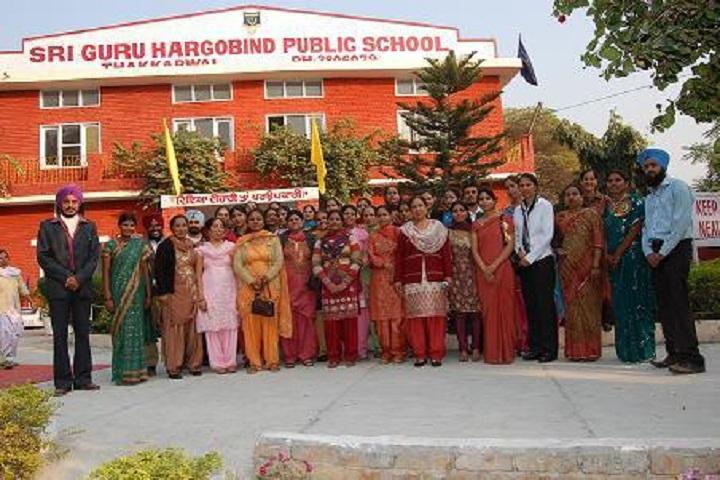 Sri Guru Hargobind Public School-Group Photo