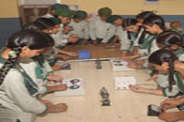 Sri Guru Hargobind Public School-Lab