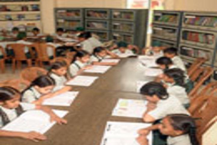 Sri Guru Hargobind Public School-Library