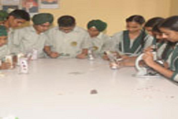 Sri Guru Hargobind Public School-Science Lab