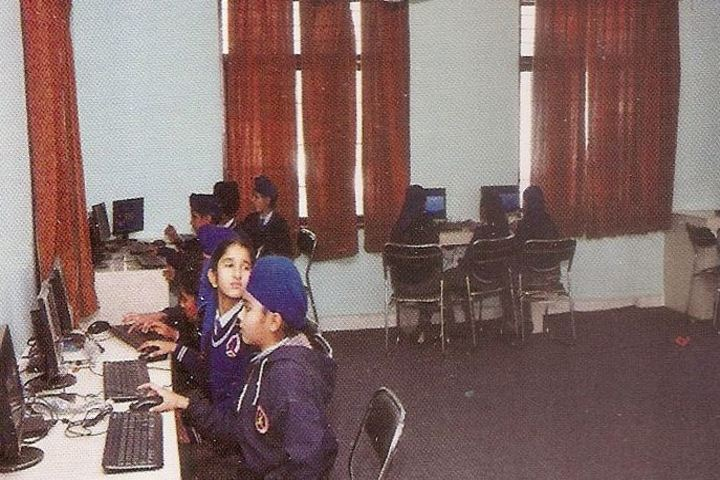 Sri Guru Hargobind Sahib Convent School-Computer Lab