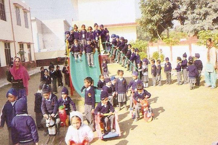 Sri Guru Hargobind Sahib Convent School-Playing Area
