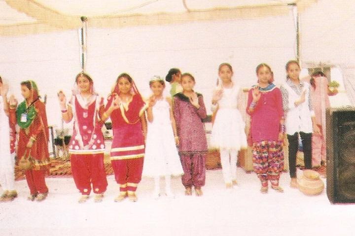 Sri Guru Hargobind Sahib Convent School-Skit