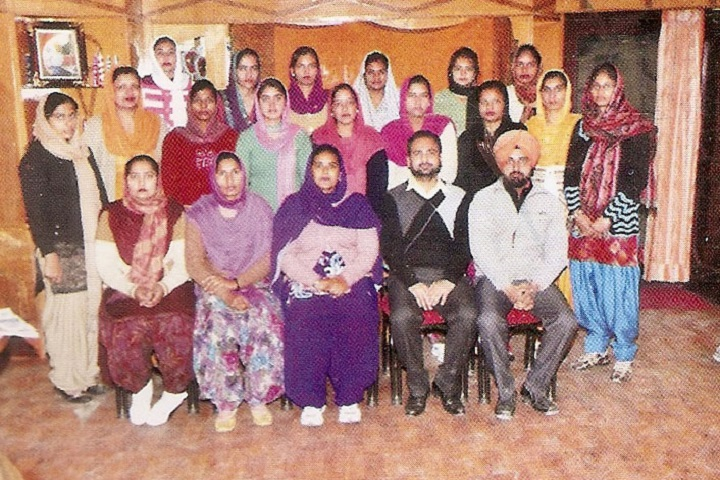 Sri Guru Hargobind Sahib Convent School-Staff Group Photo