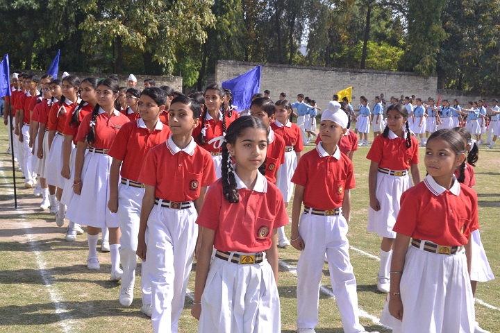 Sri Guru Harkishan Public School-Annual Day Red Team