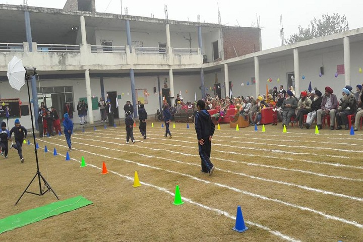 Sri Guru Harkrishan International School-Sports Day