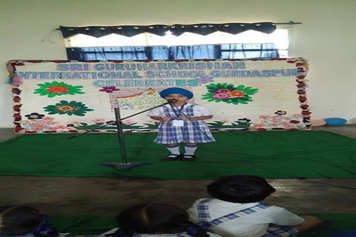 Sri Guru Harkrishan International School-Story Telling