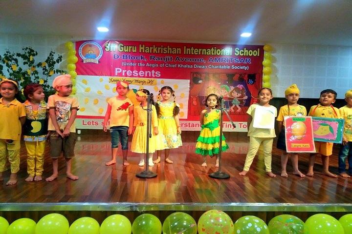 Sri Guru Harkrishan Intl School-Annual Day Celebration