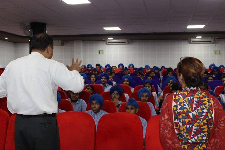 Sri Guru Harkrishan Intl School-Seminar