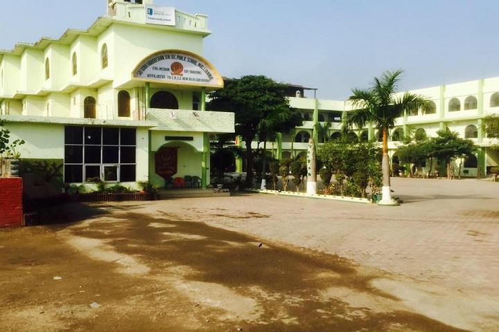Sri Guru Harkrishan Public School-Campus View