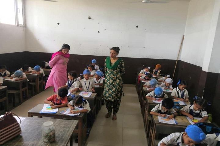 Sri Guru Harkrishan Public School-Drawing Competition
