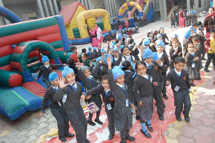 Sri Guru Harkrishan Public School-School Exhibition