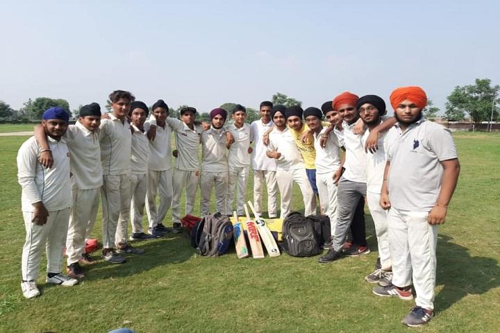 Sri Guru Harkrishan Public School-Sports Day