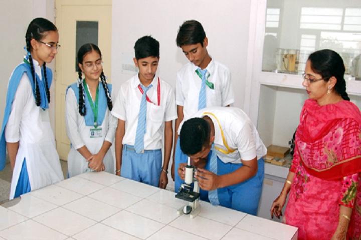 Sri Guru Harkrishan Public School-Biology-Lab