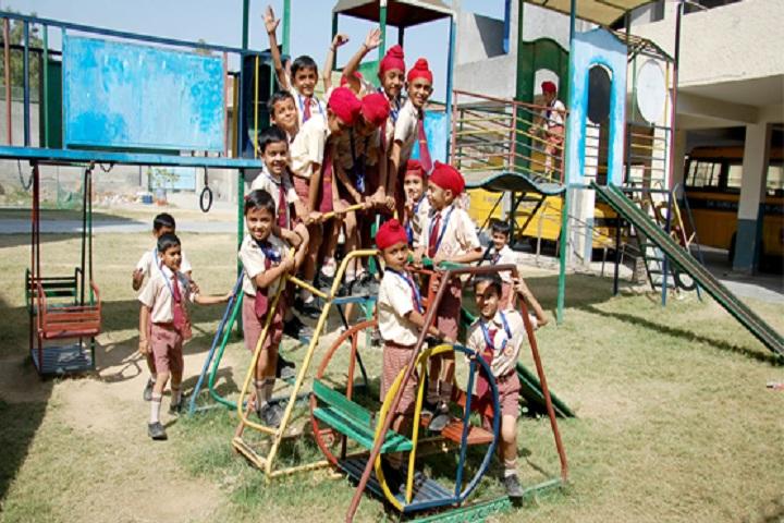 Sri Guru Harkrishan Public School-Kidergarten