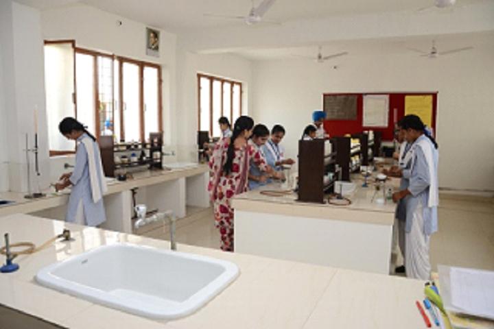 Sri Guru Harkrishan Public School-Chemistry-Lab