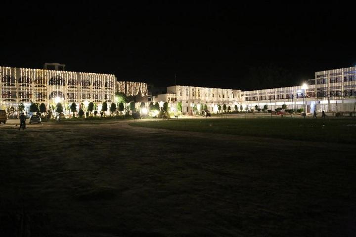 Sri Guru Harkrishan Public School-Campus