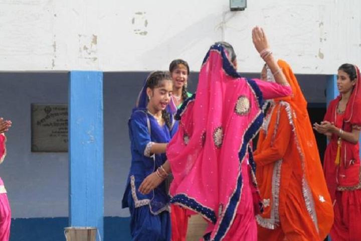 Sri Guru Harkrishan Public School-Cultural-Activities