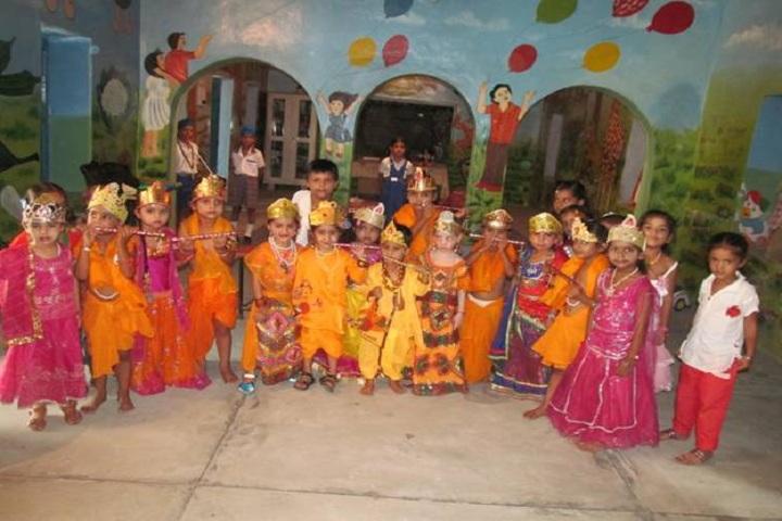 Sri Guru Harkrishan Public School-Festival-Celebration