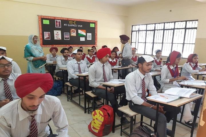 Sri Guru Harkrishan Public School-Classroom view