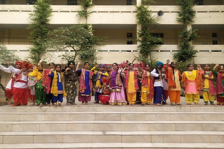 Sri Guru Harkrishan Public School-Events programme