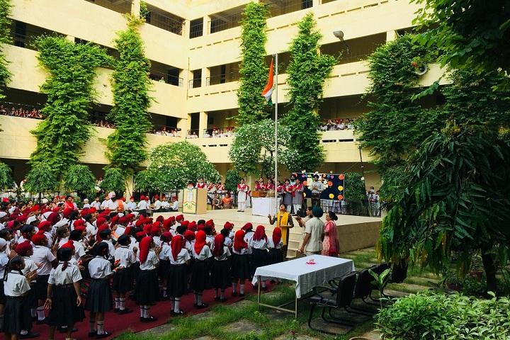 Sri Guru Harkrishan Public School-Events republic day