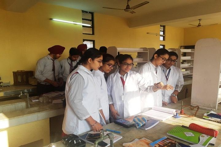 Sri Guru Harkrishan Public School-Laboratory physics