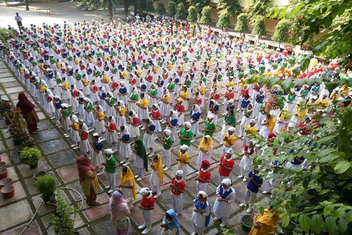 Sri Guru Harkrishan Public School-Others prayer