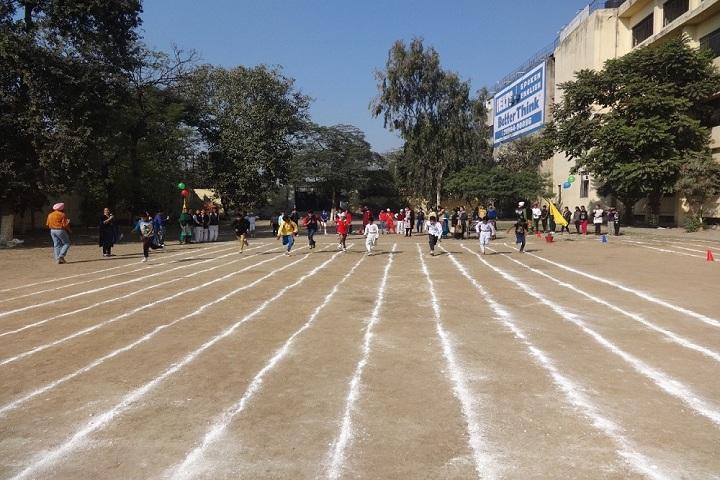Sri Guru Harkrishan Public School-Sports running