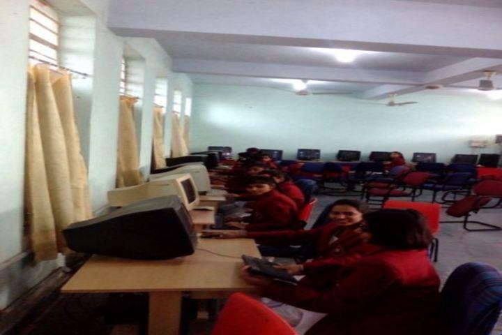 Jawahar Navodaya Vidyalaya-Computer Lab