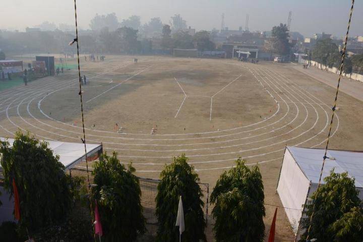 Sri Guru Harkrishan Public School-Play Ground