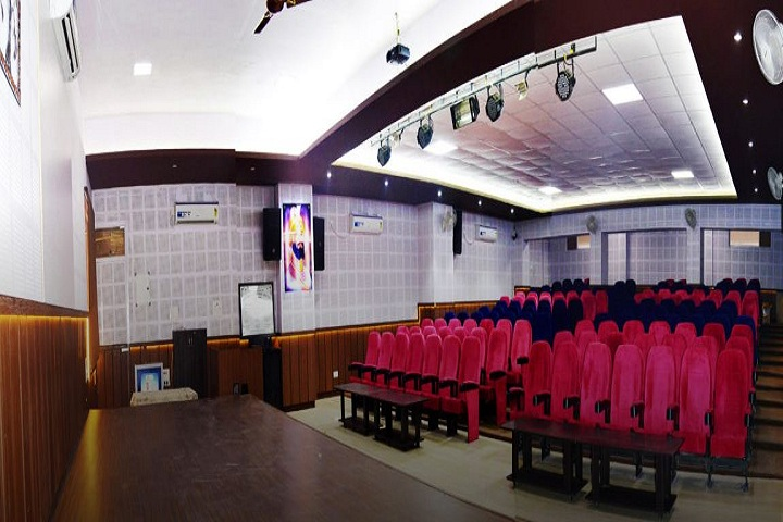 Sri Guru Harkrishan Senior Secondary Public School-Auditorium