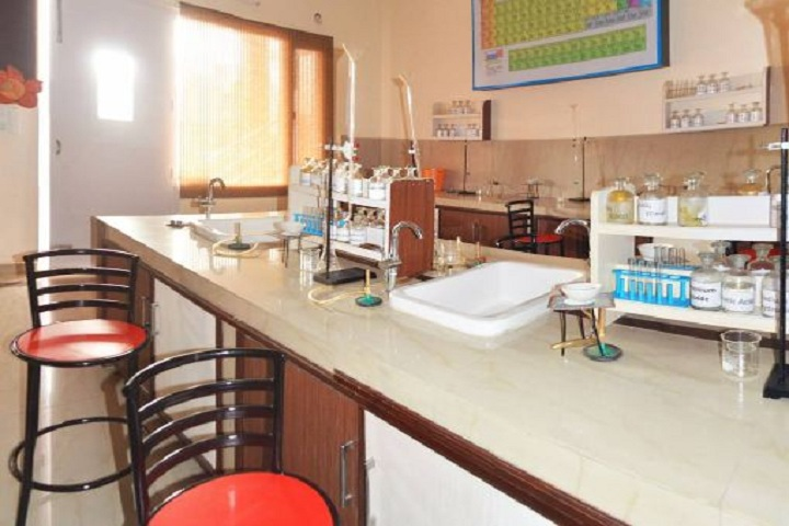 Sri Guru Harkrishan Senior Secondary Public School-Chemistry Lab