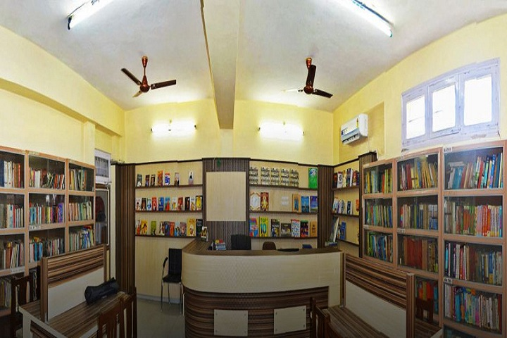 Sri Guru Harkrishan Senior Secondary Public School-Library