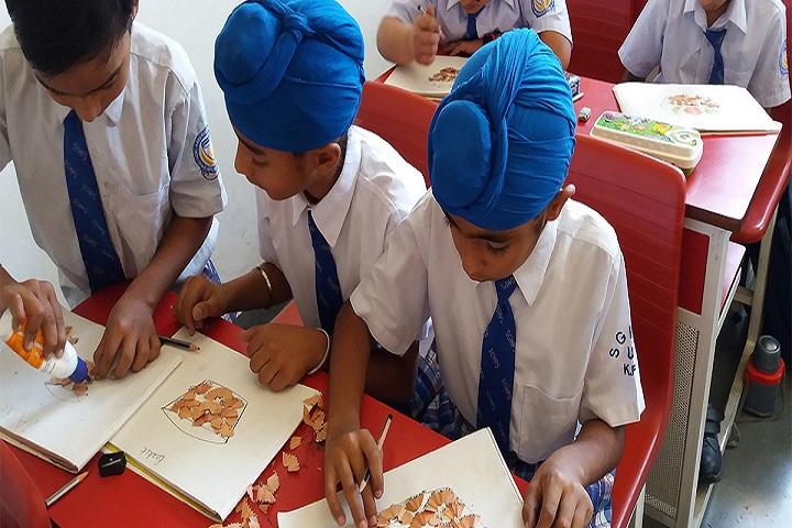 Sri Guru Harkrishan Public School-Art-Room