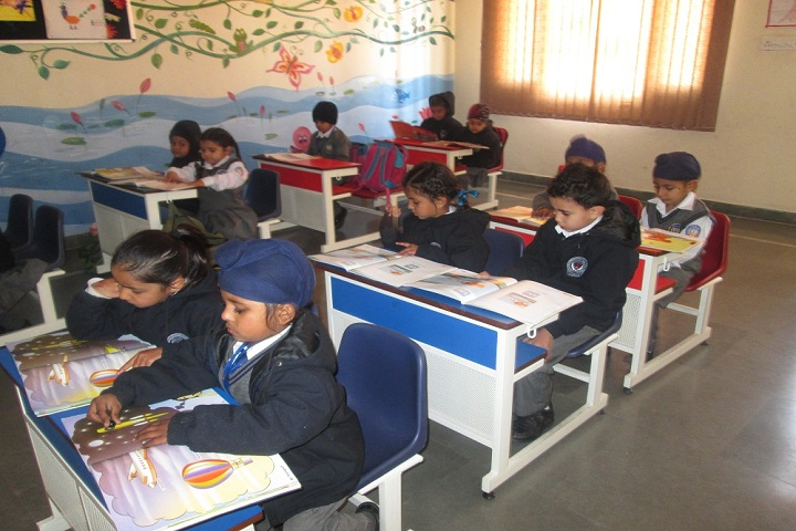Sri Guru Harkrishan Public School-Class-Room