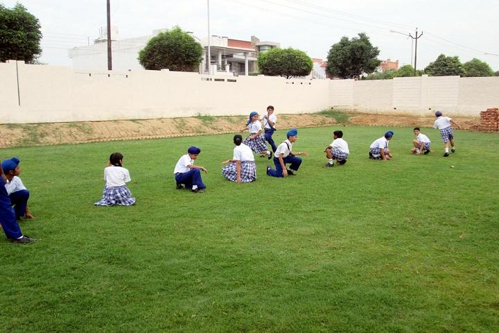 Sri Guru Harkrishan Public School-Indoor-Games