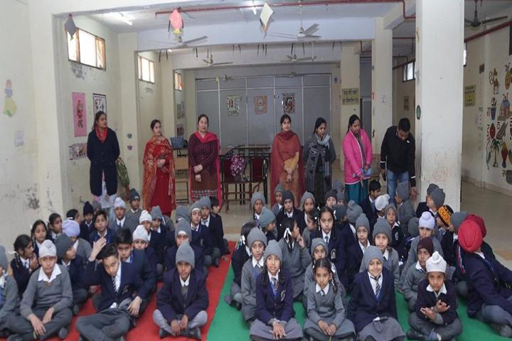 Sri Guru Harkrishan Public Senior Secondary School-Extra Activity