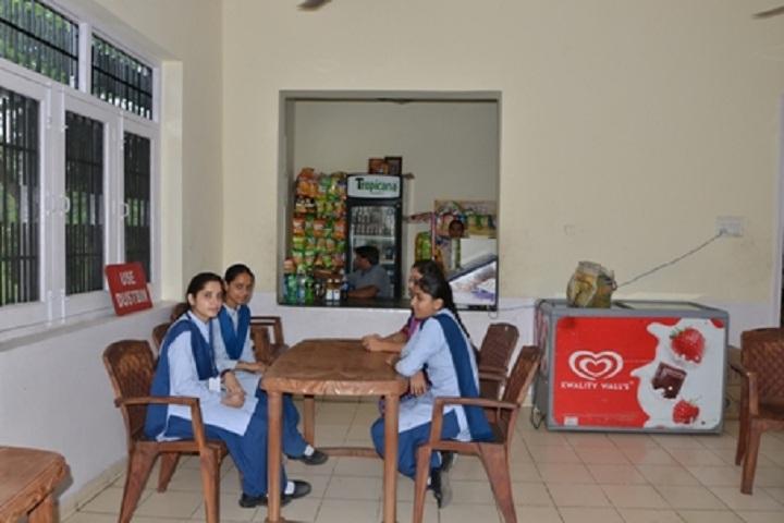 Sri Guru Teg Bahadur Public School-Cafeteria