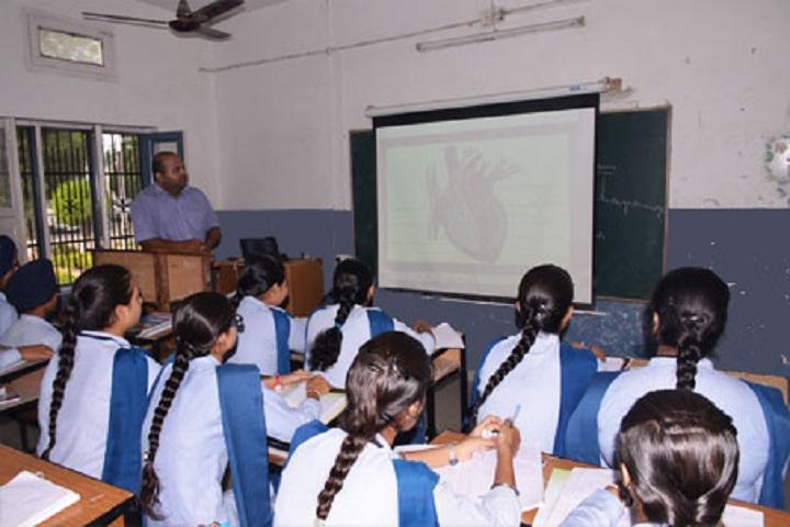 Sri Guru Teg Bahadur Public School-Class