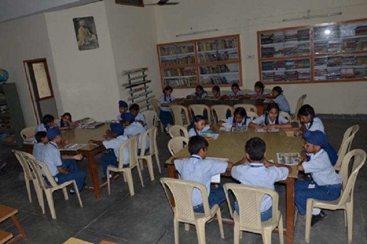 Sri Guru Teg Bahadur Public School-Library