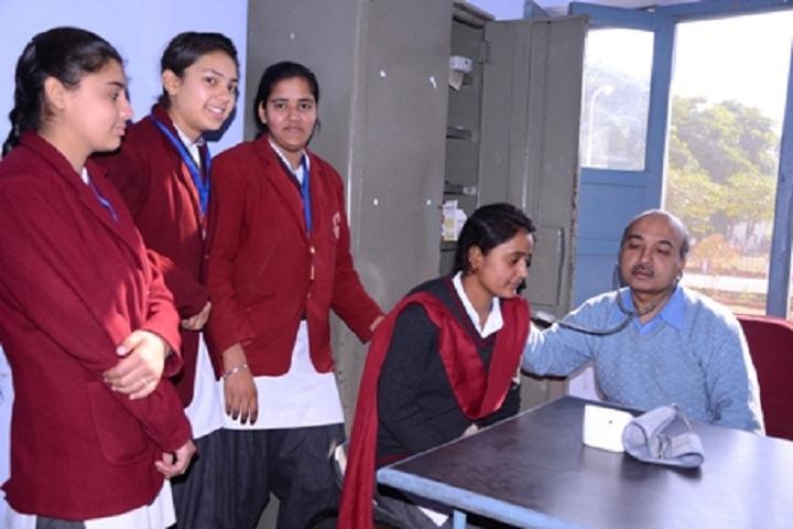Sri Guru Teg Bahadur Public School-Medical-Care