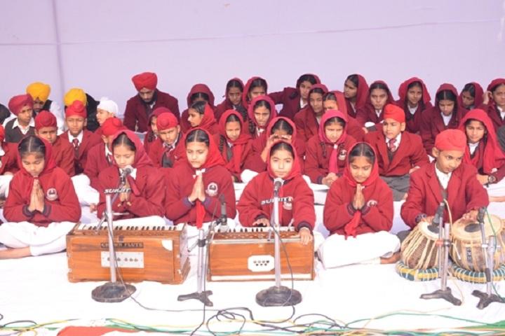 Sri Guru Teg Bahadur Public School-Music-Room