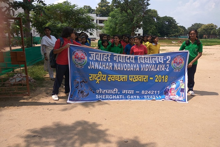 Jawahar Navodaya Vidyalaya 2-Cleanliness