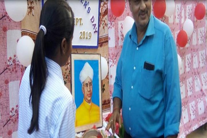 Jawahar Navodaya Vidyalaya 2-Teachers Day