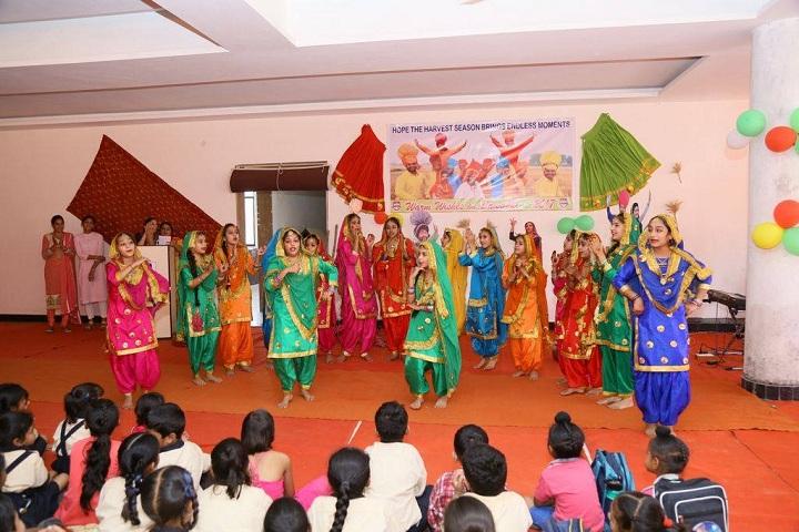 Srs Vidyapeeth-Dance