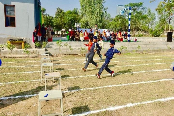St Carmel School-Games