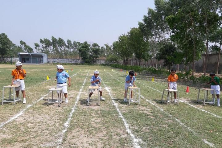 St Carmel School-Sports