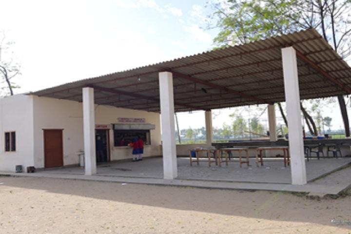 St Kabir Public School-Cafeteria