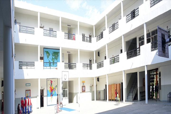 St Kabir Public School-Campus-View inside